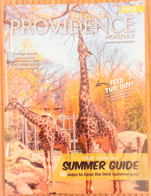 Providence Monthly
